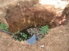 PARANAPARA WATER IN HOLE FOR WELL
