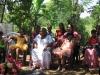 WEHERAYAYA OPENING MEETING UNDER THE TREES