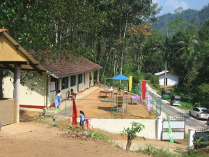MAPALAGAMA PRE-SCHOOL FINISHED BUILDING
