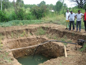 39 KANUWA WELL SITE 2